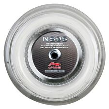 Li-Ning NS95 Badminton 200m Reel - White