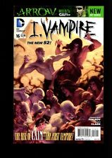 I.VAMPIRE  THE NEW 52!  US DC COMIC VOL.1 # 16/'13