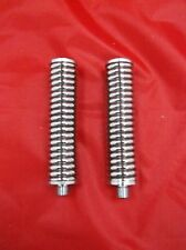 NEW CB,HAM RADIO ANTENNA STAINLESS STEAL SPRING WORKMAN S-30,S30, S 30 2 ITEMS