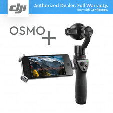 DJI OSMO+ PLUS Handheld 4K 12MP Stabylized Camera 22-77mm, 3.5× optical ZOOM