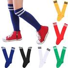 Child Girls Boy Sport Football Soccer Long Socks Baseball Hockey Over Knee Socks