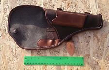 SOVIET USSR Original Officer Military TT-33 Holster Leather Tulsky-Tokarev  #10
