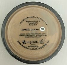 Bare Escentuals Bare Minerals MATTE Foundation Medium TAN C30 6g XL SPF 15 NEW