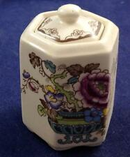 Masons NABOB Mini Ming Jar with Lid GREAT CONDITION