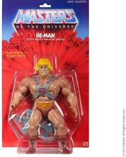 Mattel HE MAN master Universe MOTU giant jumbo brown box matty collector figure