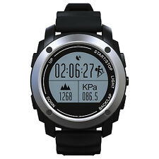 Bluetooth Smart Wrist Running Sport Watch Activity Heart Rate GPS Track