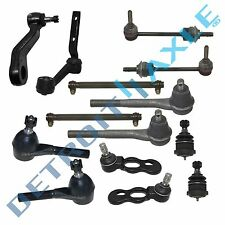 Brand New 14pc Complete Front Suspension Kit :1998-2002 Ford Crown Victoria