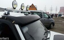 Lada Niva Windshield / Roof Sunvisor Tuning
