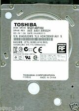 TOSHIBA SATA 500GB MQ01ABF050,  AAS AA01/AM002H, MADE IN CHINA