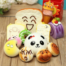 30x Kawaii Bun Rilakkuma Toast Donut Bread Cat charming Set
