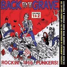 VA  Back from the Grave Volumes 1 & 2, CD Neu