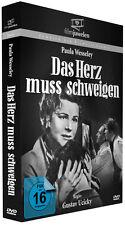 Das Herz muss schweigen (1944) - Paula Wessely - Gustav Ucicky - Filmjuwelen DVD