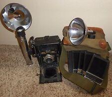 Vintage Antique Graflex Speed Graphic 4x5 Large Format Press Film STUDIO Camera