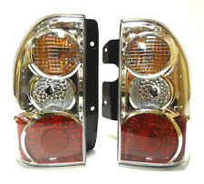 SUZUKI Grant Vitara 1998-2005 rear tail left right signal stop lights pair XL7