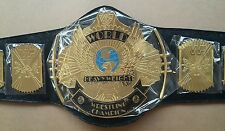 WWF/WWE Classic Gold Winged Eagle Championship Replica Belt Adult Title