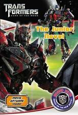 Transformers Dark of the Moon The Junior Novel by Kelly, Michael, Good Book