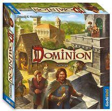 Dominion Intrigo, Gioco di Carte, Nuovo by Giochi Uniti - Edizione Italiana