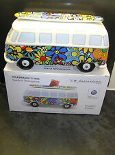 OFFICIAL VW VOLKSWAGON COLLECTION BRISA CAMPER VAN MONEYBOX BUMB13 LICENSED NEW