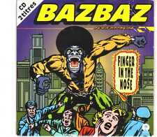 Bazbaz - Finger In The Noise - CDS - 1996 - Reggae Dub Joey Starr