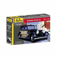 MODEL KIT - HEL80704 - Heller 1:24 - Hispano Suiza K6