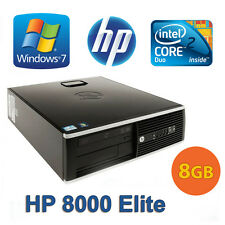 HP  8000 Elite Desktop PC  3GHZ - 8GB Ram - 500GB SATA HD - Win 7