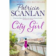 City Girl (City Girls 1), Patricia Scanlan | Paperback Book | Very Good | 978147