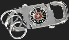 HARLEY DAVIDSON FAT BOY NICKEL KEY CHAIN FAT BOY keychain