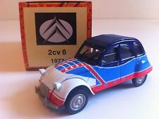 Norev - Citroën 2 CV 6 1977 Baskets (1/43)