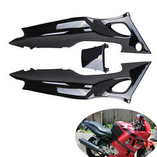 Black ABS Plastic Rear Tail Fairing Panel  For Honda CBR 600 F3 1997-1998 97 98