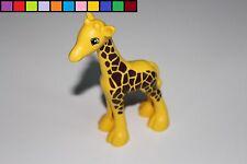 LEGO Duplo-Piccole Giraffe-Baby-animale-Zoo Safari NUOVO MODELLO