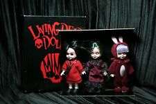 Living Dead Dolls Mini Sadie Posey Eggzorcist Japan Toy2R Exclusive 999