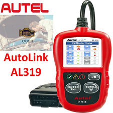 Autel Autolink AL319 OBD2 Diagnostic Tool Code Reader Auto Scanner Color Screen