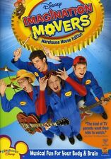 Imagination Movers: Jump & Shout [Warehouse Mouse Edition] (2009, DVD NEW)