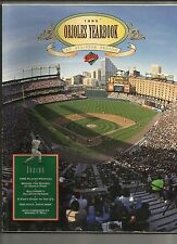 1993  Baltimore Orioles Official Baseball Yearbook----Cal Ripken