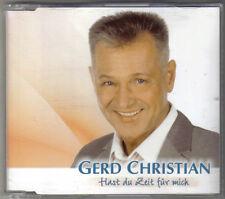 """GERD CHRISTIAN - """"HAST DU ZEIT FÜR MICH"""" & """"DAS BILD IN MEINER HAND"""" & """"HAST DU"""