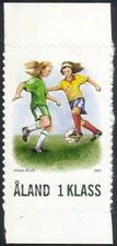 Aland 2007 Football/Sports/Games/Soccer/Animation 1v s/a ex bklt (af1010)