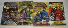 Piers Anthony lot of 4 SciFi paperback books 1-4 Bio of a Space Tyrant series