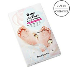 [Holika Holika] Baby Silky Foot One Shot Peeling 20ml*2ea(one use)Liquid Shiny