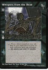 10 x Whispers from the Dead VTES CCG Mixed