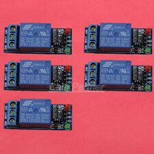 5pcs 12V 1-Channel One Channel Relay Module Low Level Triger for Arduino AVR PIC
