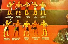 Jakks UFC Ultimate Micro Fighter 10 Figure Set NEW MMA Lesnar+Silva+Penn+Lidell+