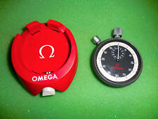 RARE Omega Olympic grade stopwatch timer with case - stop watch rally