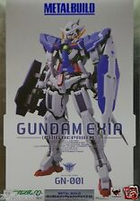 Used Bandai Mobile Suit Gundam OO METAL BUILD Exia & Exia Repair III