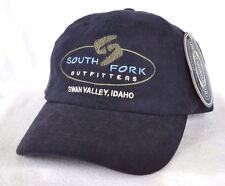 *SOUTH FORK OUTFITTERS IDAHO* Fly Fishing Ball cap hat microfiber *OURAY*