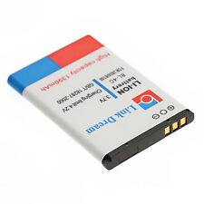 1Pc BL-4C 3.7V 1390mAh Phone Battery For Nokia 2650/5100/6100/6101/6103