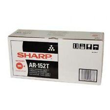 ORIGINALE Sharp toner ar-152t AR 152 LT per AR 121 151 f152 156 NUOVO