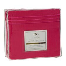 1800 COUNT DEEP POCKET 4 PIECE BED SHEET SET - SUMMER COLORS AVAIL IN ALL SIZES