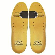 NEW SHOCK ABSORBING INSOLE Bushcraft Camping h