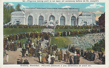 3 Miller Postcards Oratory Hospital & Chateau MONTREAL Quebec Canada 1920-30s