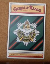 Queens own Ghurkha transport Regiment Crests & Badges of the armed services
